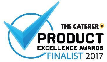The Caterer Product Excellence Awards Finalist 2017